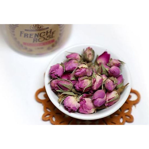 French Rose Flower Tea 法國玫瑰茶