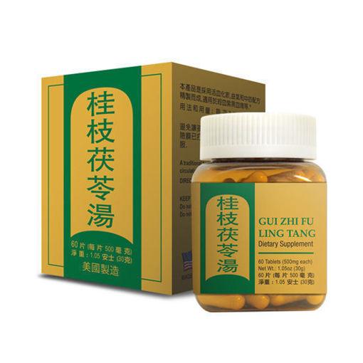 Gui Zhi Fu Ling Tang 桂枝茯苓汤