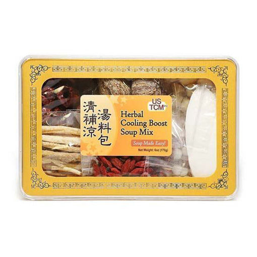 Herbal Cooling Boost Soup Mix 清補涼湯料包