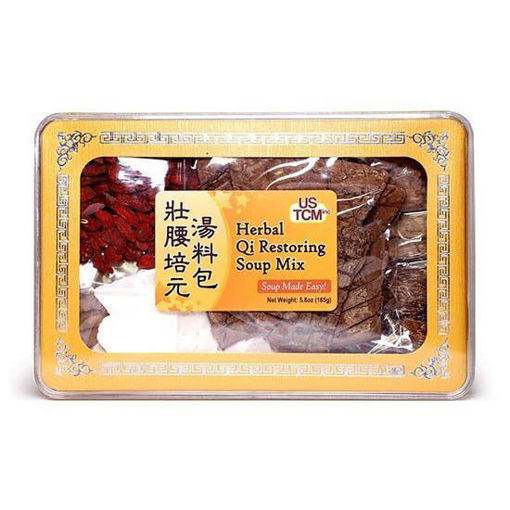 Herbal Qi Restoring Soup Mix 壯腰培元湯料包
