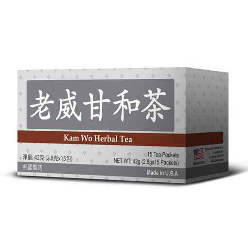 Kam Wo Herbal Tea 老威甘和茶