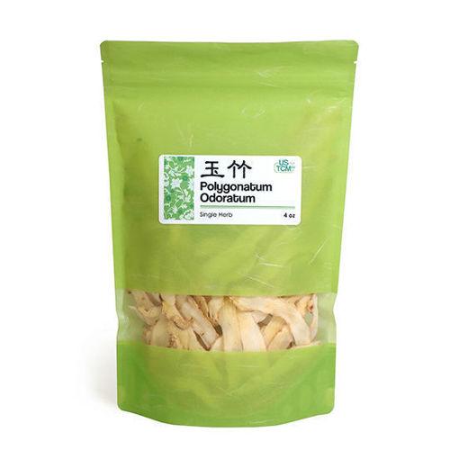 Polygonatum Odoratum 玉竹