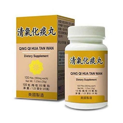 Qing Qi Hua Tan Wan 清气化痰丸