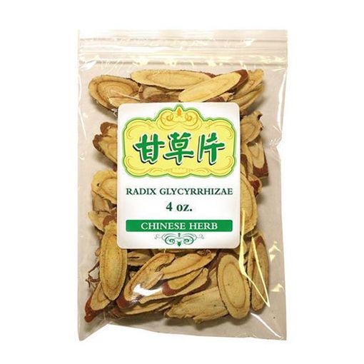 Radix Glycyrrhizae Gancao 甘草片